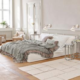 Bed Cottonwood crème