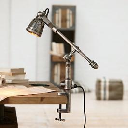 Klemlamp Augusta