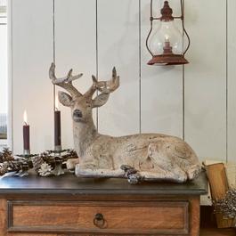 Decoratie hert Herman