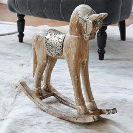Decoratie paard Wayne
