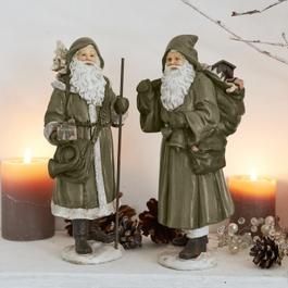 Kerstman set van 2 Jonael