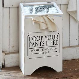 Wasbox Drop it
