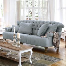 Sofa Springfield Village grijsblauw