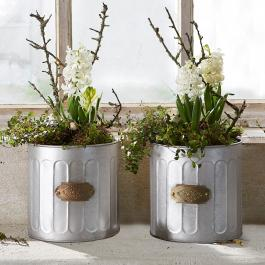 Plantenpot set van 2 Dylan