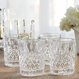 Glas, set van 4 Crista