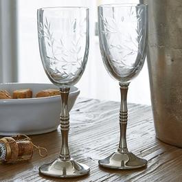 Wijnglas set van 2 Mérial