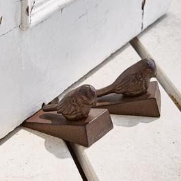 Deurstopper set van 2 Oiseau