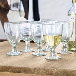 Wijnglas set van 6 Moière