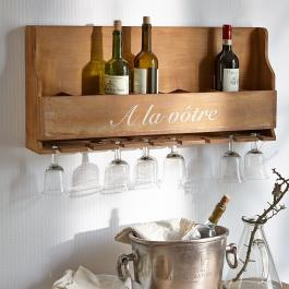 Wijnglazenrek La Vôtre