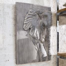 Wandtablet Elephant