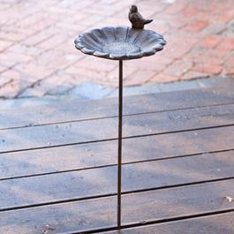 Vogeldrinkschaal Finch