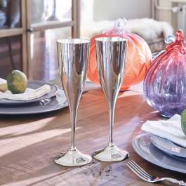 Champagneglas set van 2 Valériane