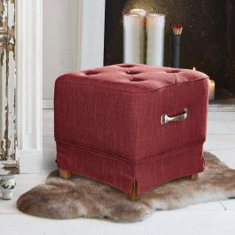 Hocker Burke rood