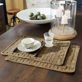 Placemat set van 2 Blackville