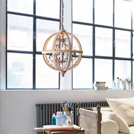 Hanglamp Cage