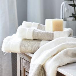 Handdoek, set van 2 Brytt