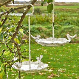 Vogeldrinkbakje, set van 2 Doubs