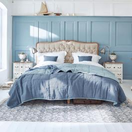 Bed Declaire antiekbruin