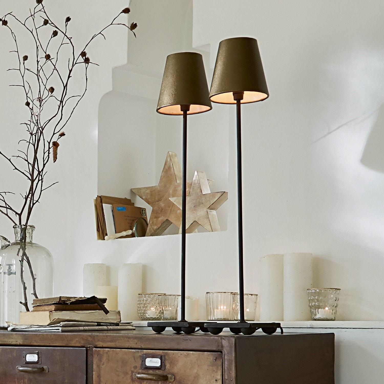 Tafellamp set van 2 Filia