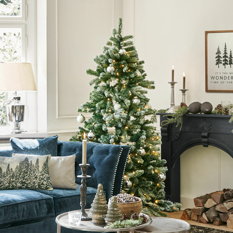 Kerstboom Mannier