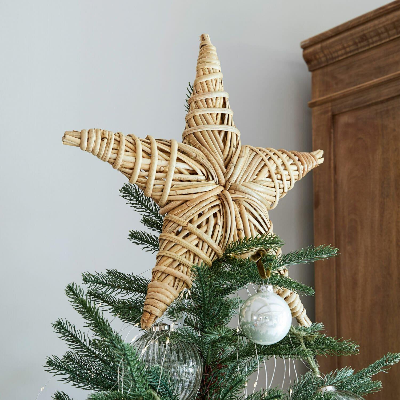 Kerstboompiek Glan