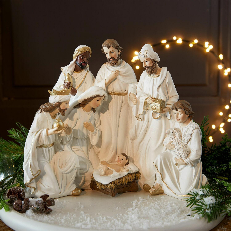 Kerststalfiguren Kanem
