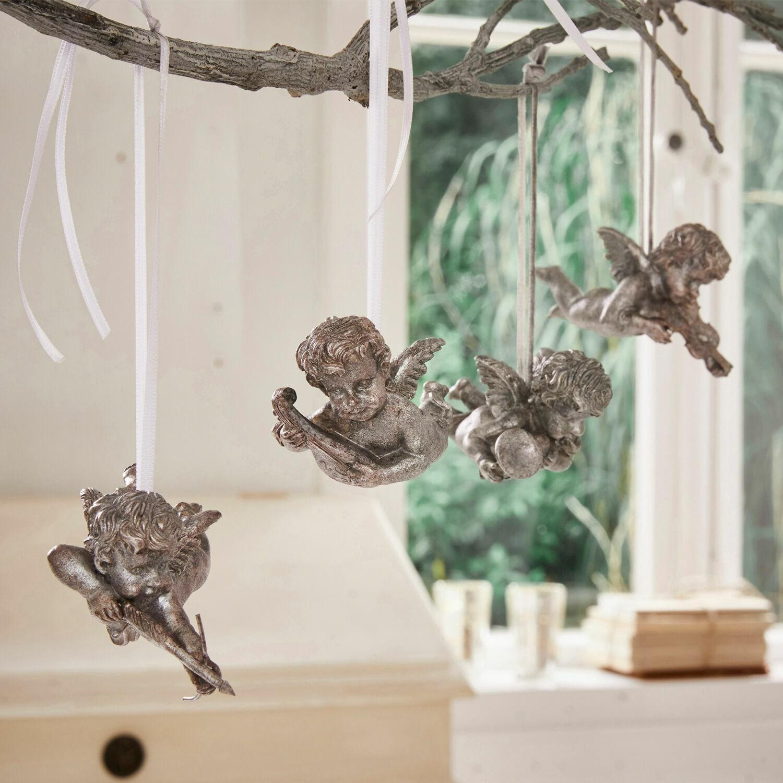 Hanger set van 4 Sylvie