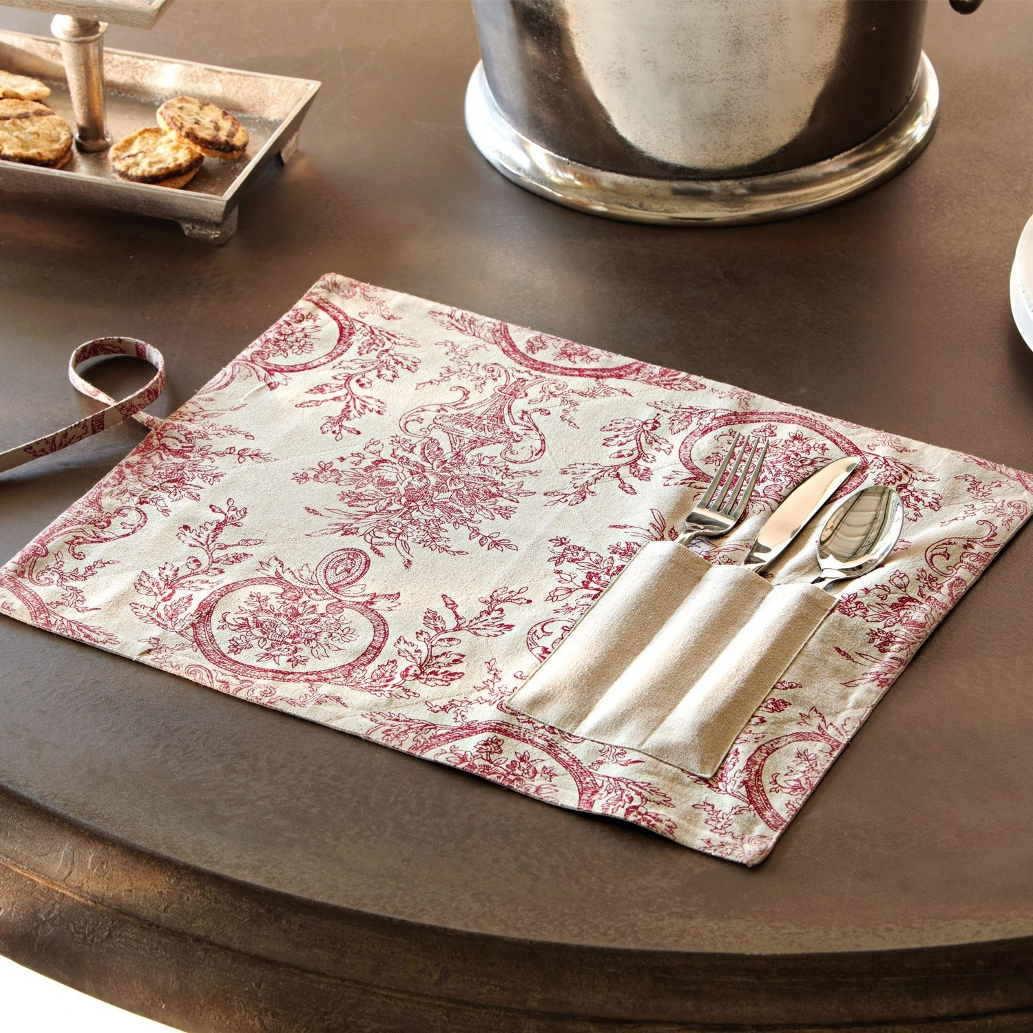 Placemat, set van 2 Tonnac