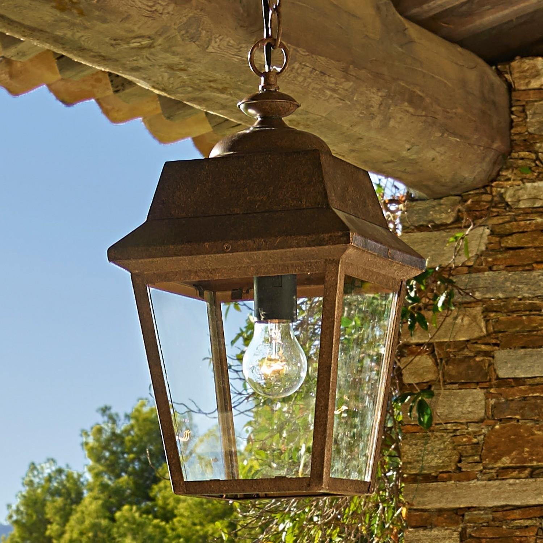 Hanglamp voor buiten Haironville