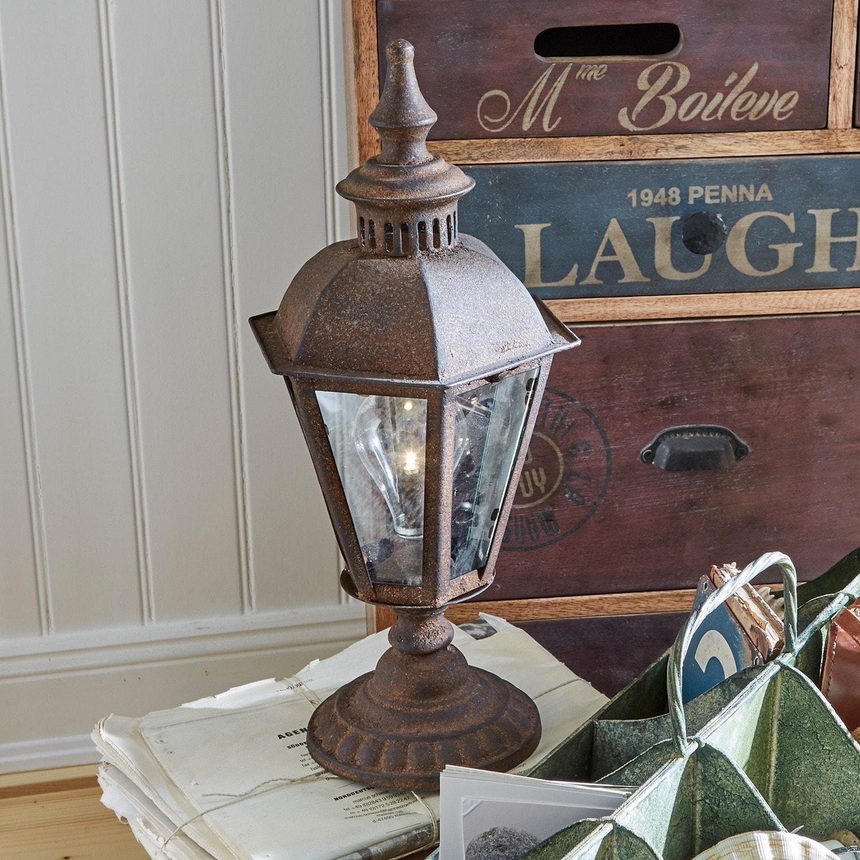 LED-lantaarn Gloria