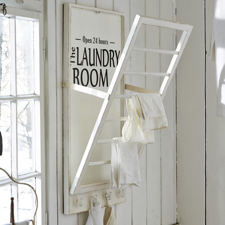 Handdoekenhouder Laundry Room