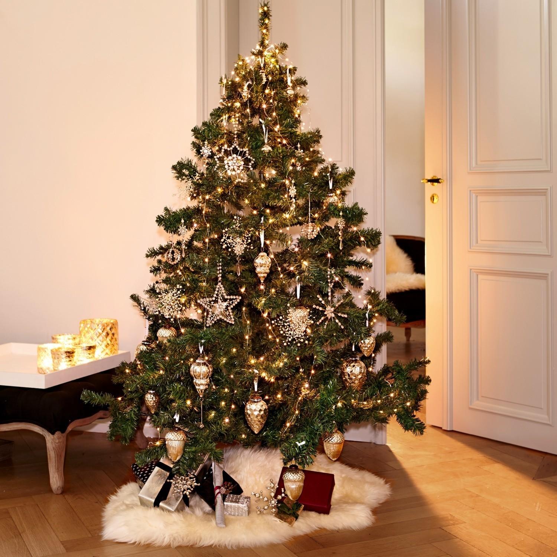 Kerstversiering-set Bjouterie LOBERON Kerstdecoratie glas, ijzer, sierparels