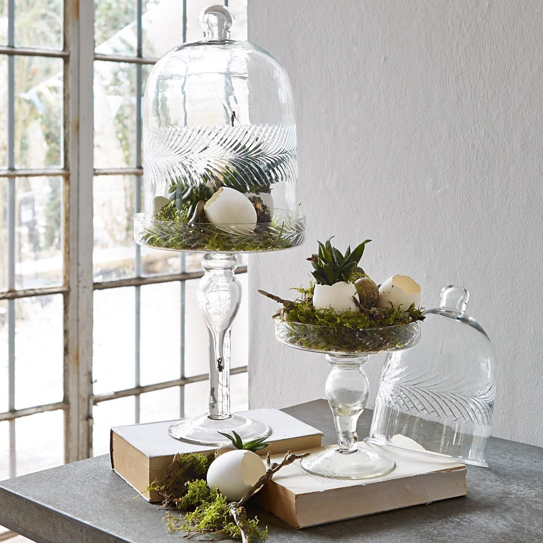Glazen stolp Margueritte