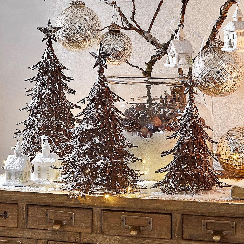 Decoratieboom set van 3 Tennie