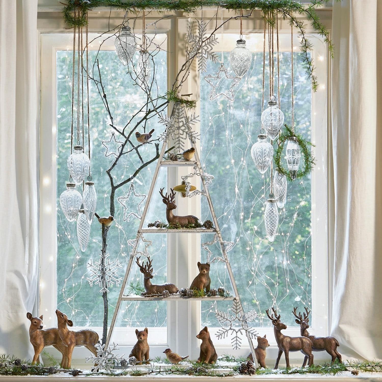 Kerstdecoratieset Rouen