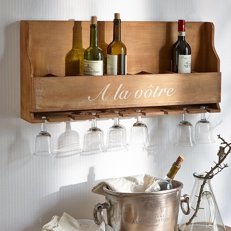Wijnglazenrek La V�tre