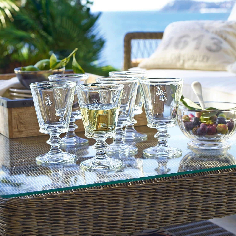 Wijnglas, set van 6 Puttigny