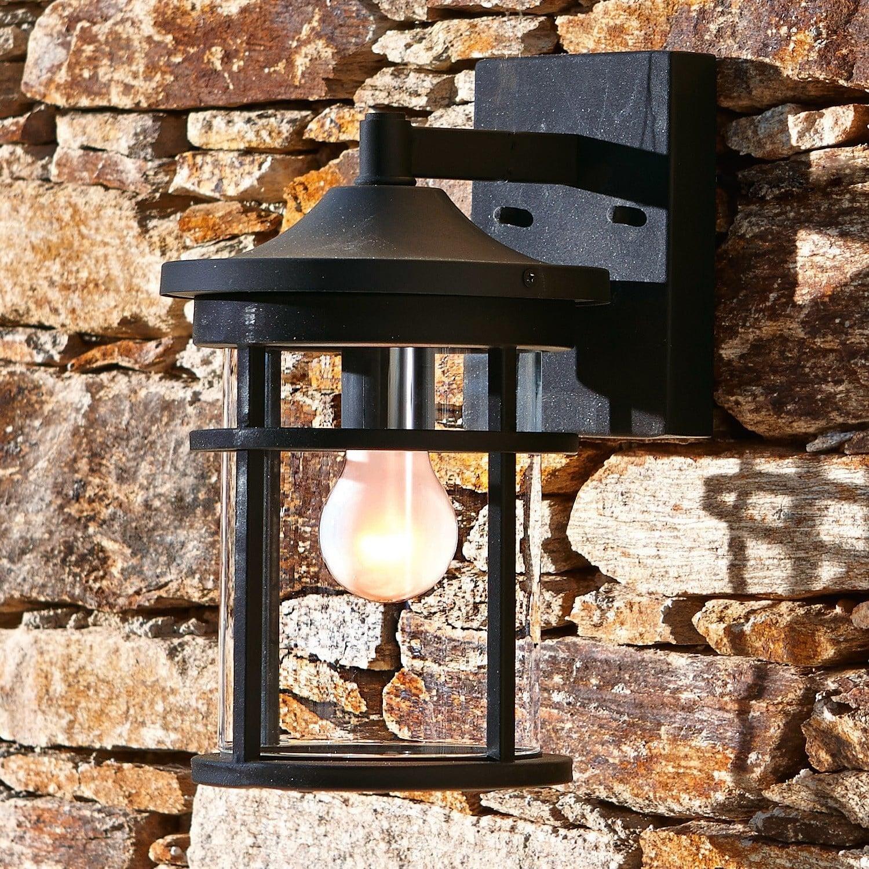 Wandlamp voor buiten Herbeys