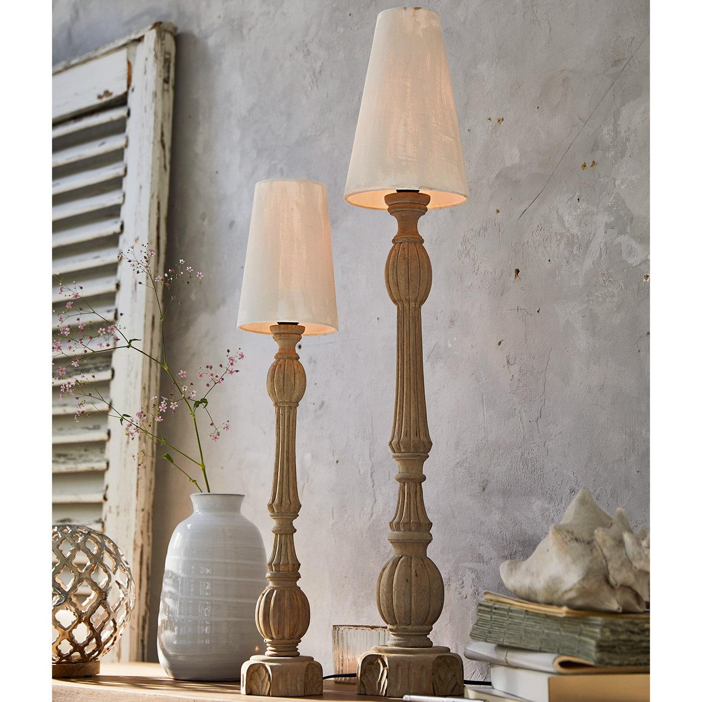 Tafellamp set van 2 Tori