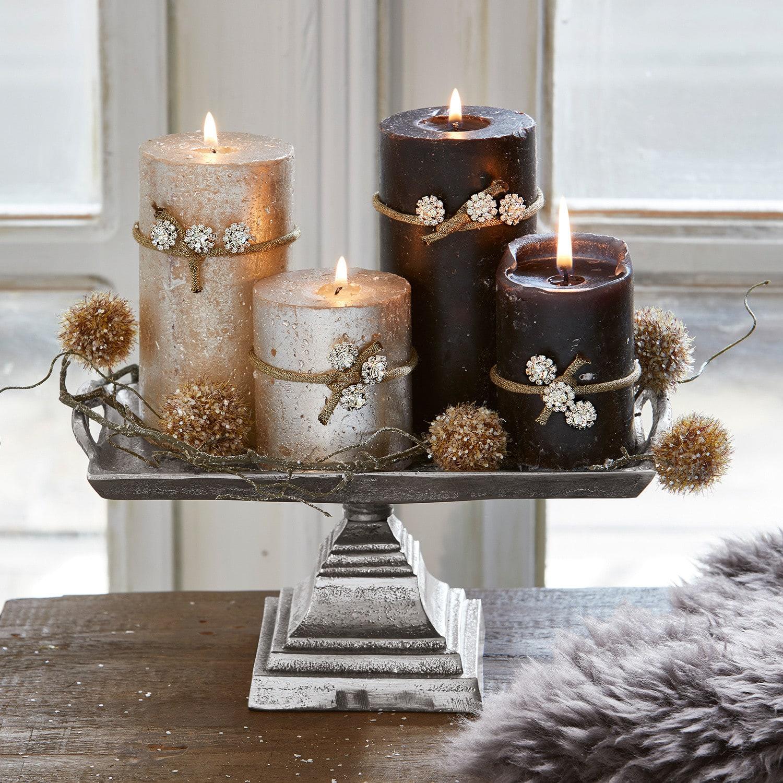 Decoratieve steker, set van 12 Roses