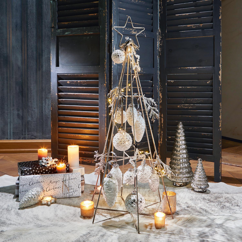 Decoratieve kerstboom Minstry