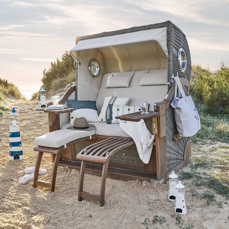 Strandkorf Clifford Beach