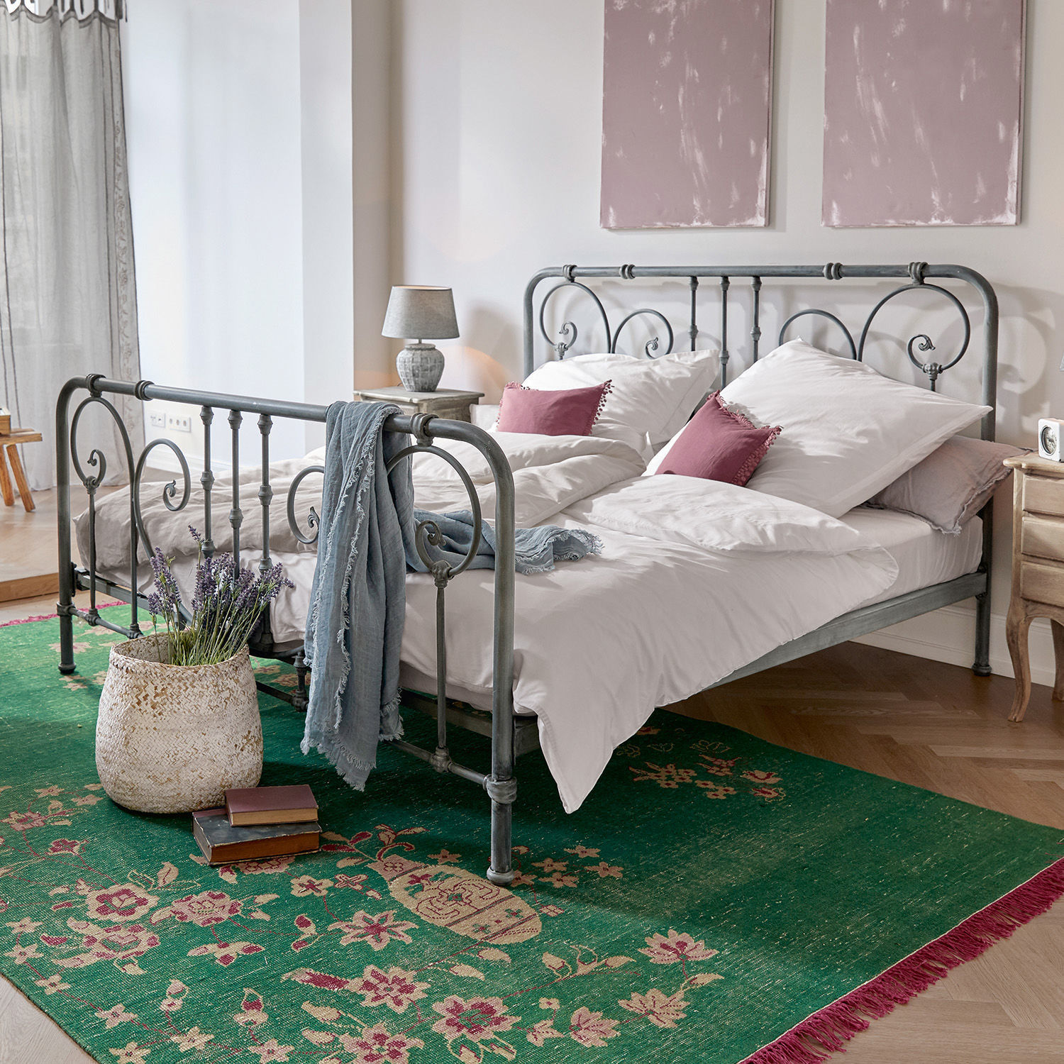 Bed Genouill�