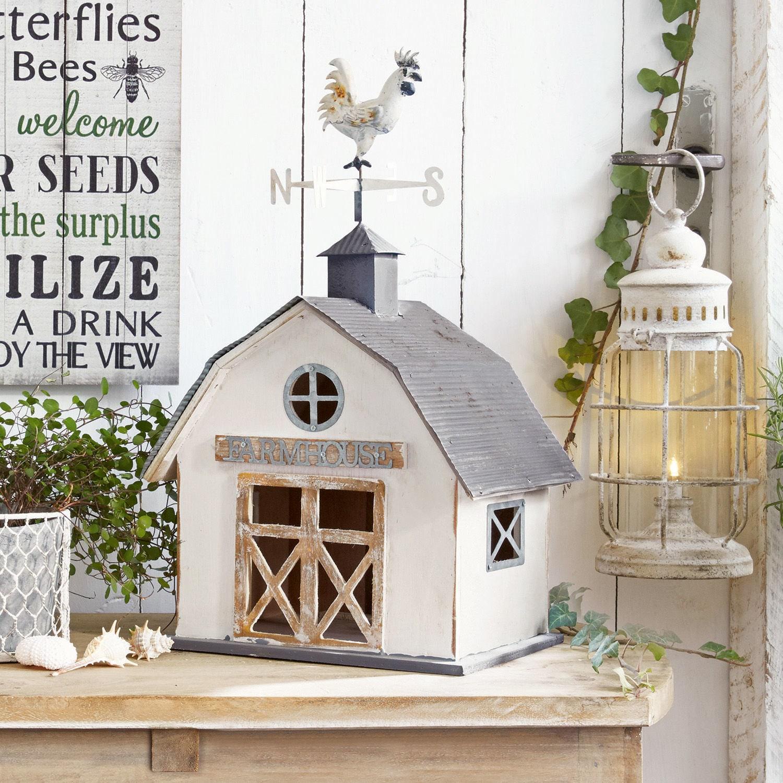 Decoratief huisje Beaujeau