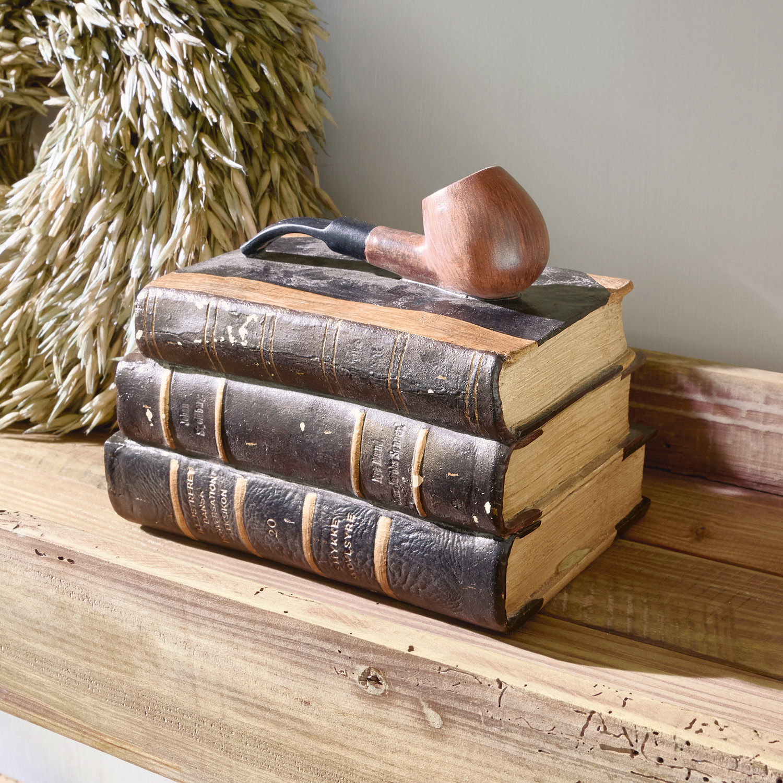Decoratieve boeken Rakeem