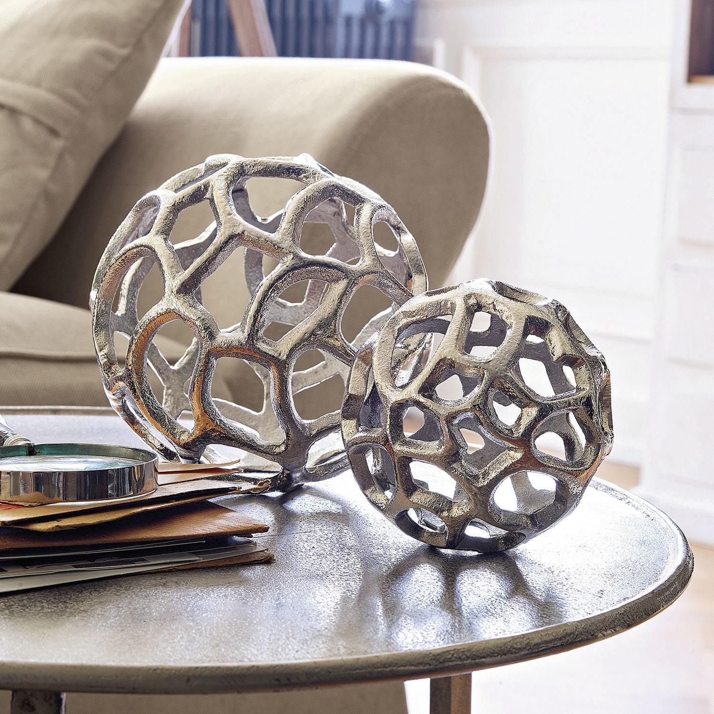 Decoratieve bal, set van 2 Venay