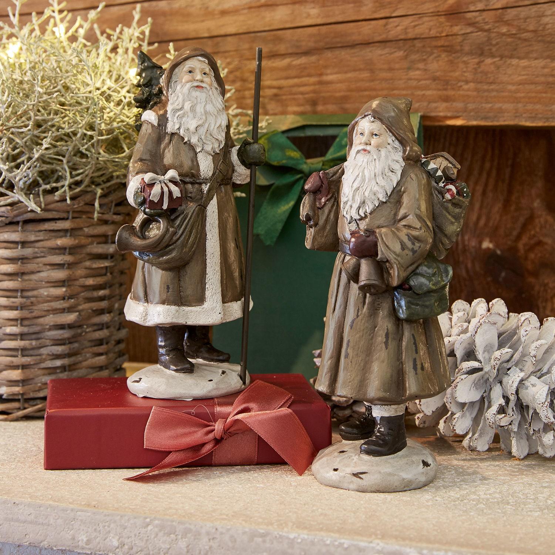 Kerstman, set van 2 Filain