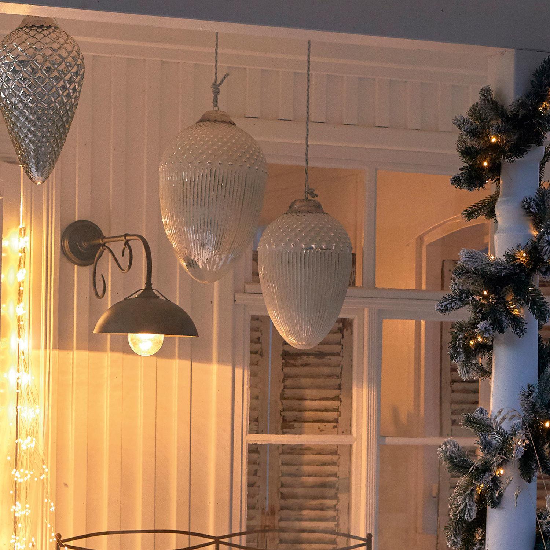Kerstdecoratie set van 2 Cornailles