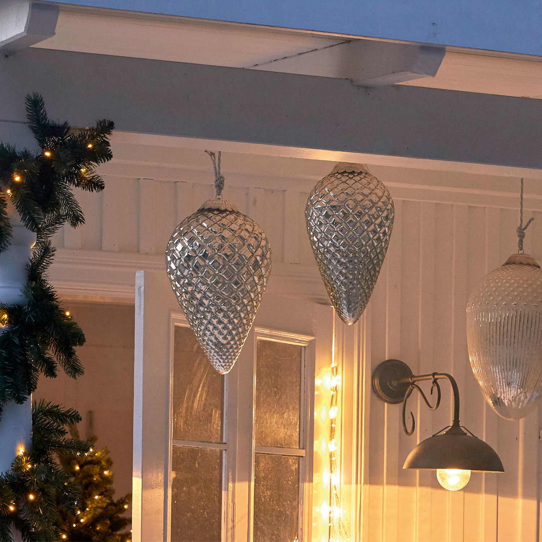 Kerstdecoratie set van 2 Vall�e