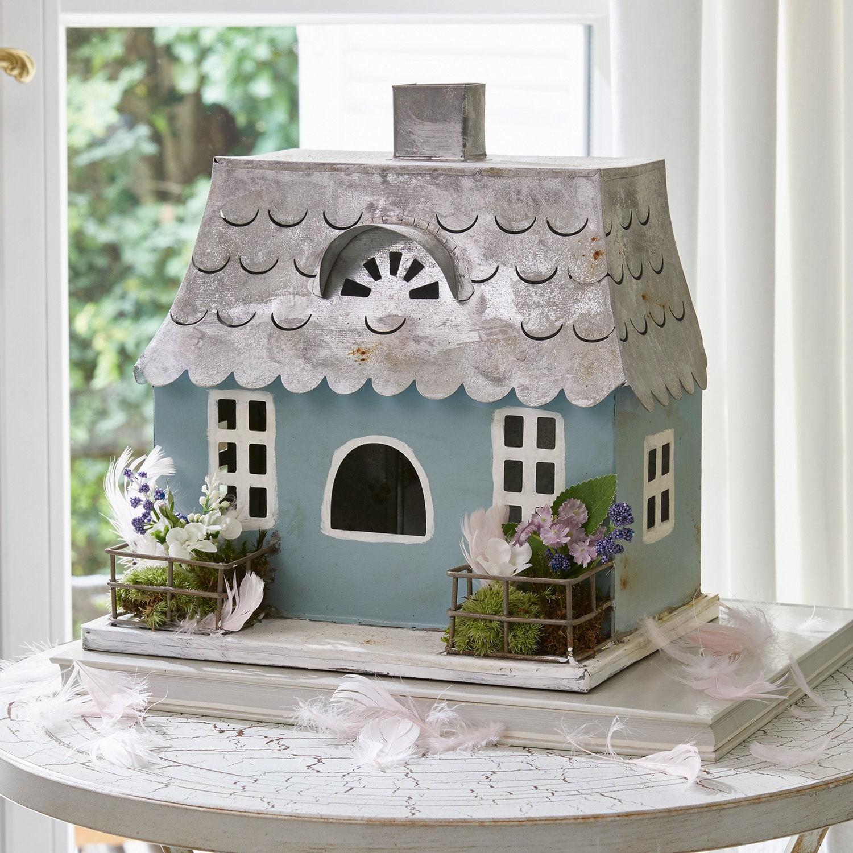 Decoratief huisje Nesrine